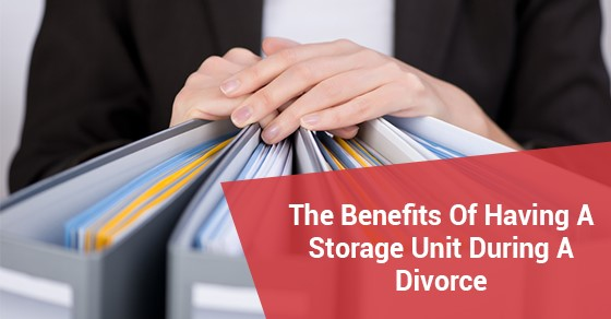 Storage Unit in Divorce